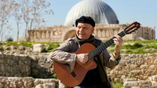 الموسيقار العراقي إلهام المدفعي