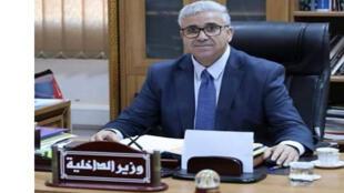 وزير الداخلية في حكومة الوفاق الوطني الليبية فتحي باشاغا