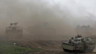 armee israelienne 13 01 2021