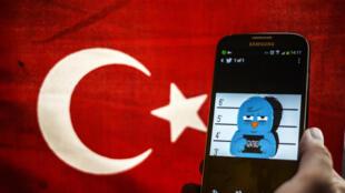 تركيا وشبكات التواصل الاجتماعي