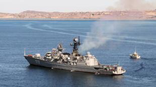 سفن تابعة للبحرية الإيرانية
