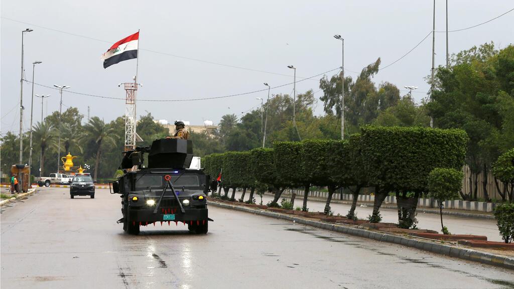 forces_securite_irak_baghdad_coronavirus