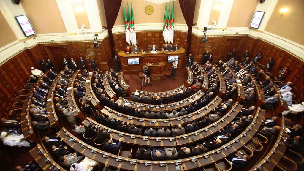 البرلمان الجزائري ( أرشيف)