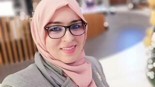 سيدة الأعمال الليبية إيمان الكشر