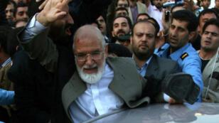زعيم المعارضة الإيرانية مهدي كروبي