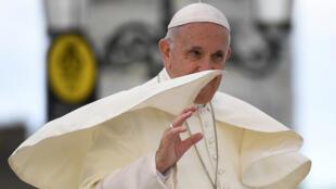 البابا في ايرلندا