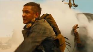 مشهد من فيلم Mad Max في مهرجان كان
