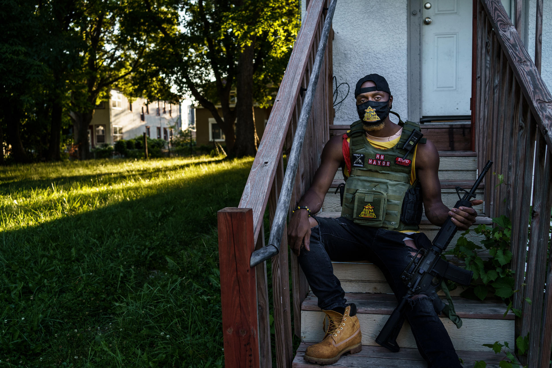 noir americain self defense