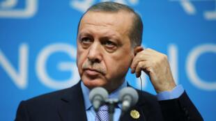 إردوغان في قمة مجموعة العشرين في الصين