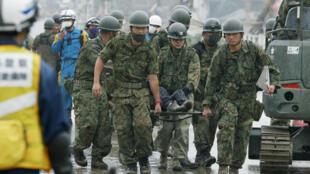أمطار غزيرة وفيضانات في اليابان