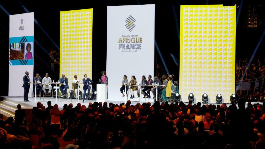 """""""مؤتمر القمة الأفريقي الفرنسي الجديد"""""""