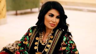 المغنية الأفغانية الشهيرة أريانا