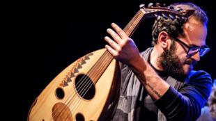 الموسيقي السوري عروة صالح