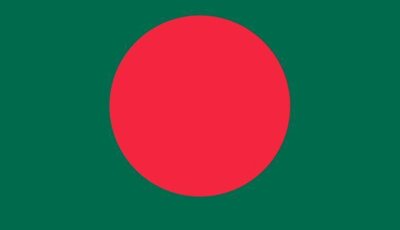 drapeau bengladesh
