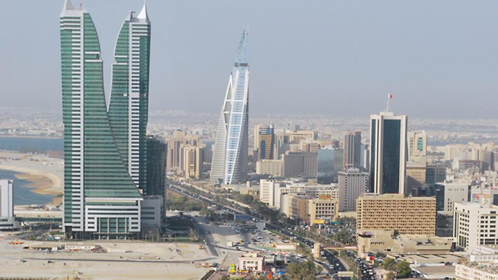المنامة عاصمة البحيرن