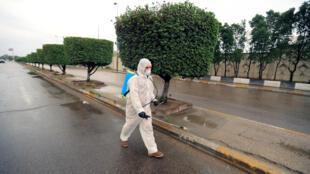 فيروس كورونا في العراق