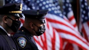 عناصر من شرطة نيويورك