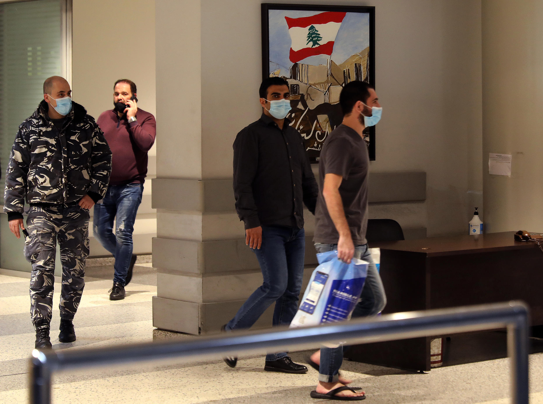 retour libanais  prisonniers emirat