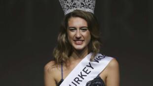 ملكة جمال تركيا عطر أسان