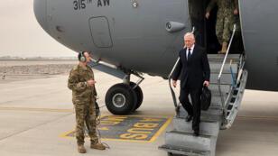 وزير الدفاع الأمريكي جيم ماتيس