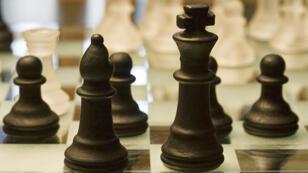 بيادق لعبة الشطرنج