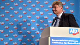 """رئيس حزب """"البديل لأجل ألمانيا"""""""