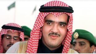 موكب الأمير عبد العزيز بن فهد