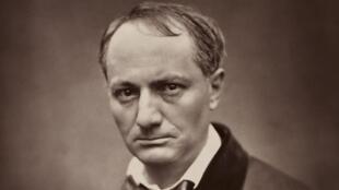 الشاعر الفرنسي شارل بودلير