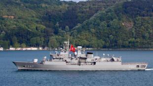 فرقاطة تركية