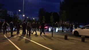 صدامات بين رجال الشرطة وشبان في مدينة ديجون الفرنسية