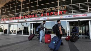 مطار إربيل الدولي