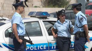 police-israel