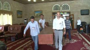 تسليم جثمان الطيار المغربي الذي أسقط طائرته في اليمن للصليب الأحمر الدولي