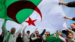 تظاهرات الطلاب في الجزائر