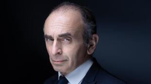 الصحافي الفرنسي إيريك زيمور