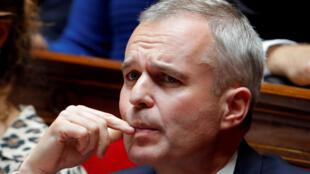 وزير الانتقال البيئي المستقيل فرانسوا دو روجي