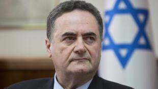 وزير الخارجية الإسرائيلية كاتس