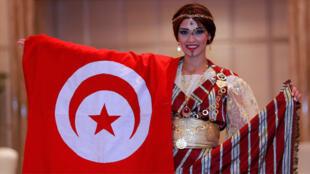 ملكة الجمال التونسية