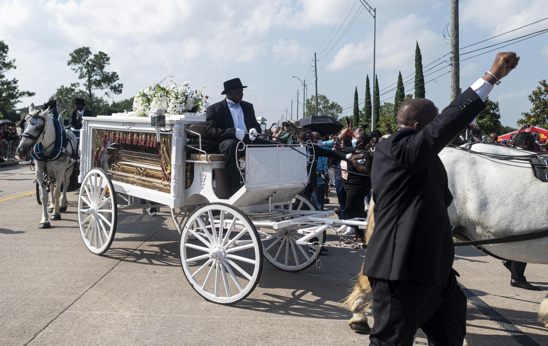 جنازة جوروج فلويد