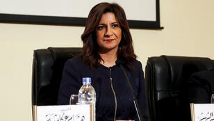 الوزيرة المصرية نبيلة مكرم