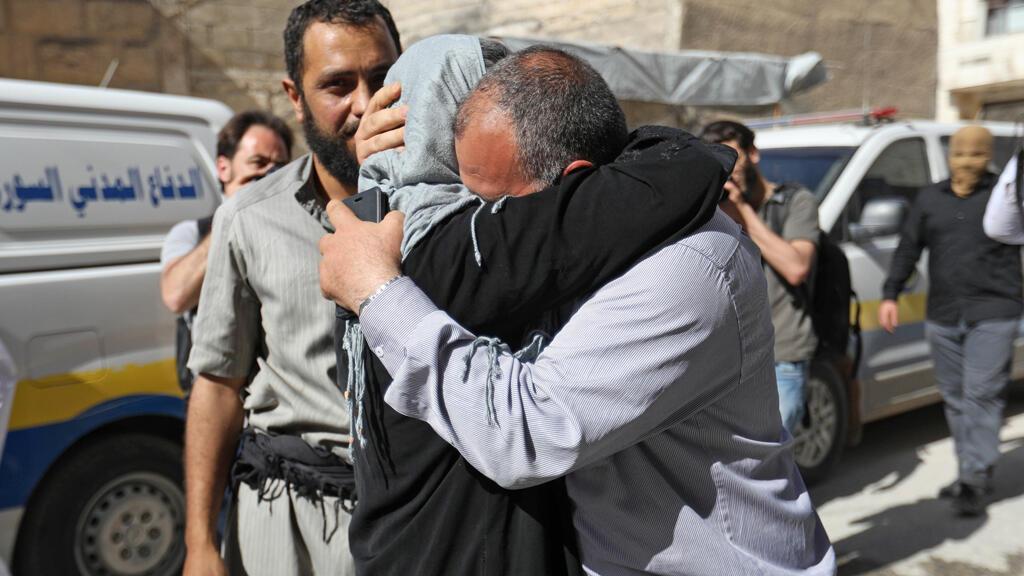 تبادل الأسرى بين النظام السوري وهيئة تحرير الشام يوم 17 مايو 2019