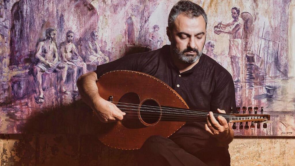 الموسيقي زياد الأحمدية