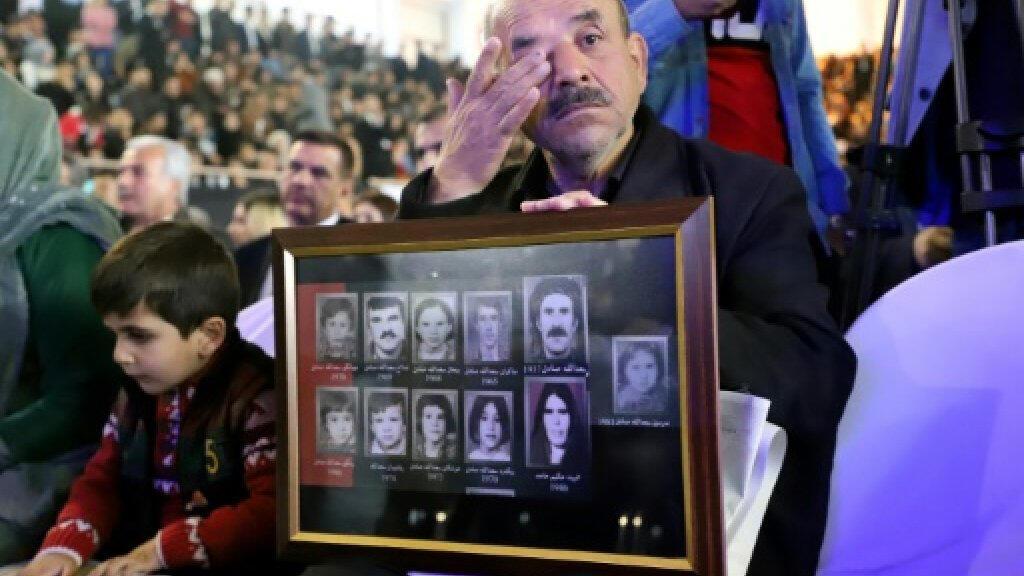 أهالي المفقودين في العراق في انتظار يطول منذ عقود