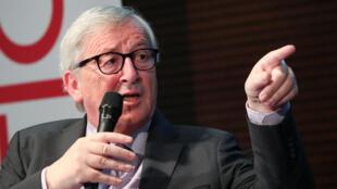 رئيس المفوضية الأوروبية جان-كلود يونكر