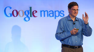 """تطبيق """"خرائط غوغل"""""""