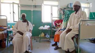 في مستشفى الفاشر شمال دارفور السودان