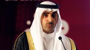 /  وزير النفط البحريني محمد بن خليفة بن أحمد آل خليفة