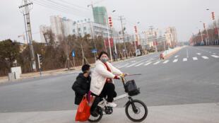 في إقليم يونكشي الصيني