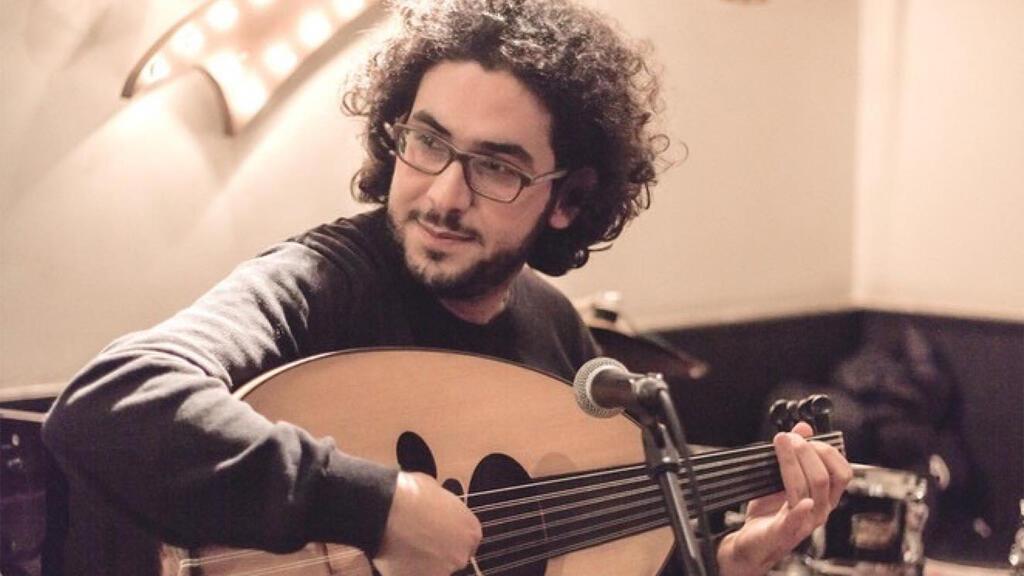 الموسيقي السوري مهند نصر