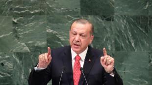 قال الرئيس التركي رجب طيب أردوغان